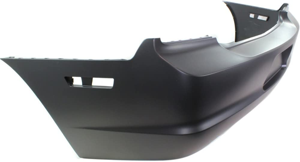 Rear Bumper Cover for 2011-2014 Dodge Charger Type 1 Primed Plastic CAPA