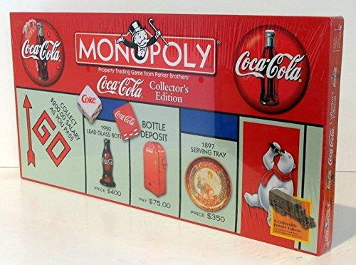Monopoly Coca-Cola Collector's Edition ()