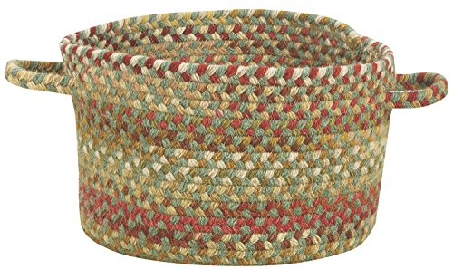 Capel Rugs Manchester Braided Basket, 20