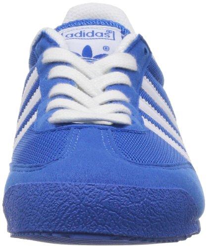 Bambini Running Unisex Ftw Scarpe Dragon J Ginnastica Basse Blu Running da Bluebird White Ftw adidas White xq04HSvH