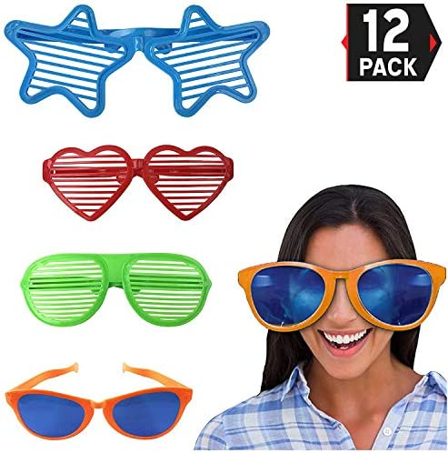 Liberty Imports Sunglasses Costumes Supplies product image