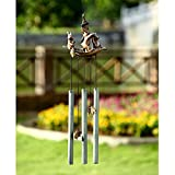 Bunny Boaters Windchime Review