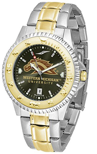 Western Michigan Broncos Competitor Two-Tone AnoChrome Men's ()
