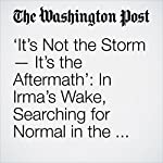 'It's Not the Storm — It's the Aftermath': In Irma's Wake, Searching for Normal in the Florida Keys | Steve Hendrix