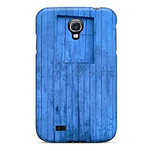 Awesome Old Rustic Flip Case With Fashion Design For Galaxy S4 by lolosakes