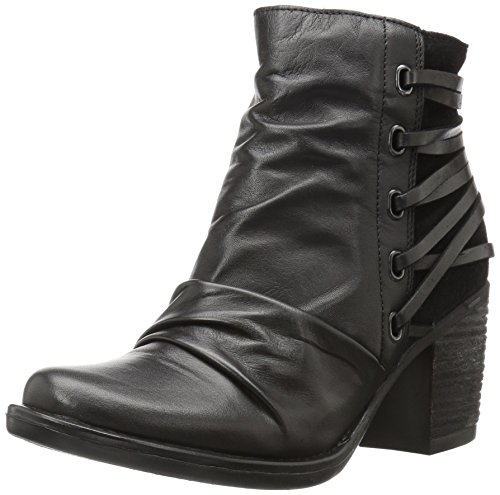 Miz Mooz WoMen Mimi Ankle Boot, Black, 36 EU Black
