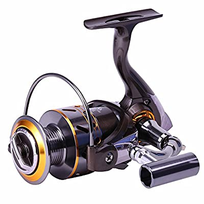 Spinning Reel Interchangeable Handle 13bb 1000-4000 Series Fishing Reels by yunnong