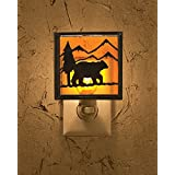 Park Designs Lodge Night Light