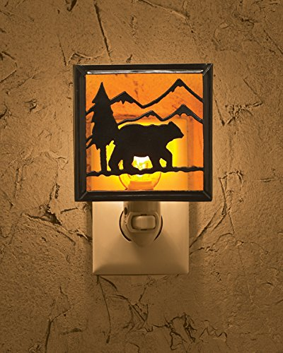 (Park Designs Lodge Night Light)