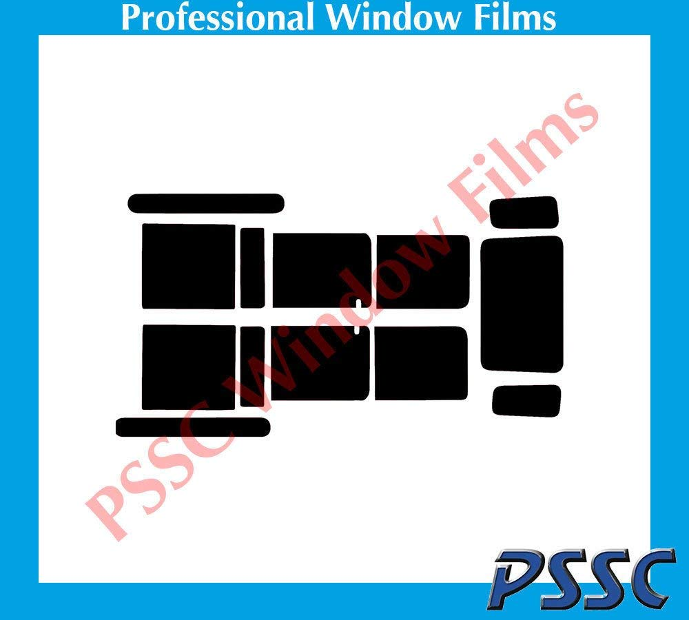 PSSC Pre Cut Rear Car Window Films for Land Rover Defender 110 1994 to 2009 70/% Very Light Tint