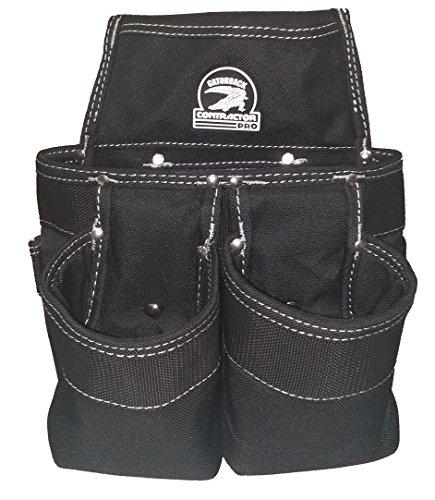 Gatorback B145 Carpenters Triple Combo w/Pro-Comfort Back Support Belt. Heavy Duty Work Belt (X-Large 40''-44'') by Gatorback (Image #3)