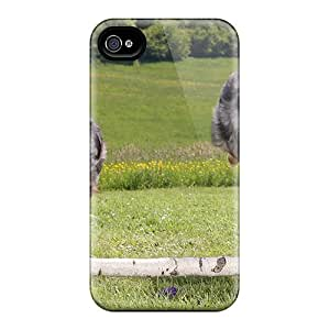 Luoxunmobile333 Yff4062jULg For Case Ipod Touch 4 Cover Protective Cases Australian Sheperds