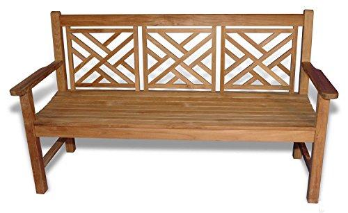 Chippendale Garden Bench - 59