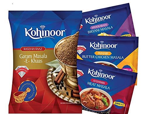 Amazon - 83% Off – Kohinoor Masala Combo