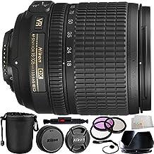Nikon 18-105mm f/3.5-5.6G ED VR AF-S DX Nikkor Autofocus Lens Kit - International Version (No Warranty) (White Box)