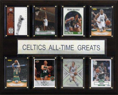 Boston Basketball Stadium - NBA Boston Celtics All-Time Greats Plaque
