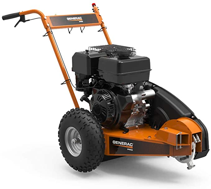 Generac Pro Stump Grinder ST47019GENG - A Stump Grinder with Larger Fuel Capacity