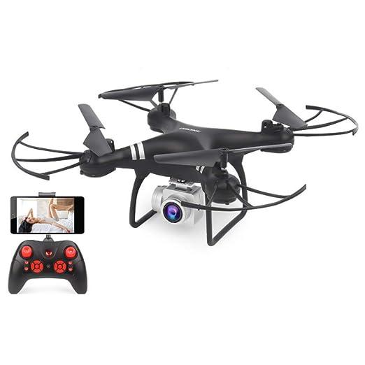 Xianxian88 Drone de Control Remoto FPV, Dron de cámara HD de 500W ...