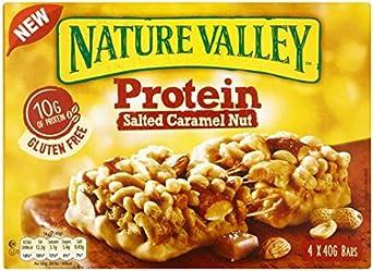 Nature Valley barras de proteína cacahuetes, semillas de ...