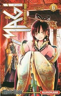 Magi - The labyrinth of magic, tome 6 par Ohtaka