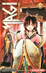 Magi - The labyrinth of magic, tome 6 par Ohtaka