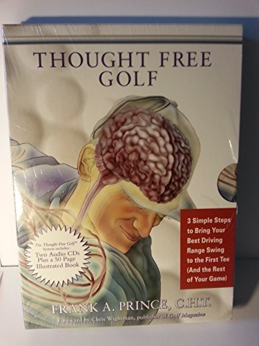 Thought Free Golf Audio Cd Set!