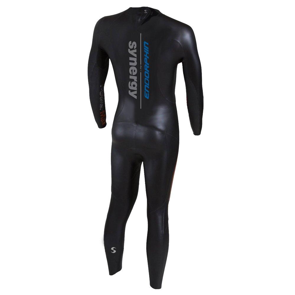 Synergy Endorphin Men's Full Sleeve Triathlon Wetsuit (M1) by Synergy (Image #2)
