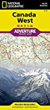 ISBN: 9781566956352 - Canada West (National Geographic Adventure Map)
