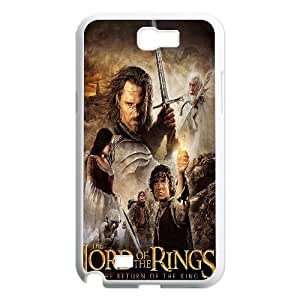 Yo-Lin case Style-6 - Lord Of The Rings Pattern For Samsung Galaxy Note 2 Case