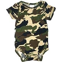 Rad Dad Brands 15% Off Two! Soft Cotton Camouflage Baby Bodysuit/Onesie Newborn