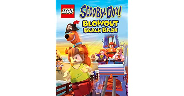 Amazon.com: LEGO Scooby-Doo! Blowout Beach Bash: Frank Welker, Grey ...