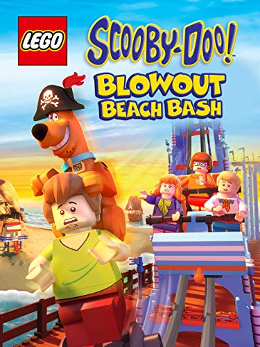 LEGO Scooby-Doo! Blowout Beach
