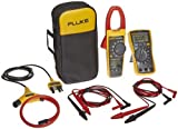 Fluke FLK-VT04-ELEC-KIT Electrical Kit for Visual Infrared Thermometer, Includes IR Thermometer, Digital Multimeter, and True-RMS Clamp Meter by Fluke Corporation