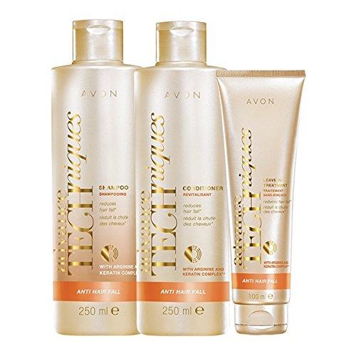 Advance Techniques Anti Hair Fall Set Avon Cosmetics
