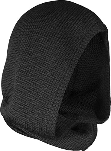 Musterbrand Assassin S Creed Hooded Scarf Lancaster Black