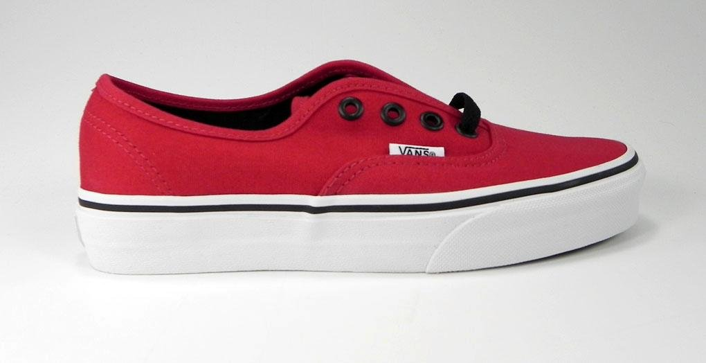 Vans Herren Authentic Core Classic Sneakers B00OJD86YG 12.5 B(M) US Women / 11 D(M) US Men|Chili Pepper