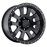 Pro Comp Alloys Series 36 Helldorado Wheel with Satin Black Finish (18x9''/8x165.1mm)