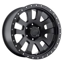 Pro Comp Alloys Series 36 Helldorado Wheel with Satin Black Finish (18x9\
