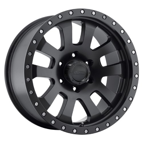 "Pro Comp Alloys Series 36 Helldorado Wheel with Satin Black Finish (18x9""/5x127mm)"