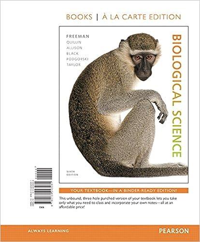 Amazon biological science books a la carte edition 6th biological science books a la carte edition 6th edition 6th edition fandeluxe Image collections
