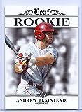 ANDREW BENINTENDI 2016 LEAF EXCLUSIVE ROOKIE CARD #R-02! BOSTON RED SOX!