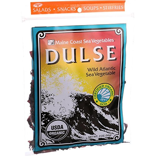 MAINE COAST DULSE BAG ORG, 2 OZ,  Pack Of 3