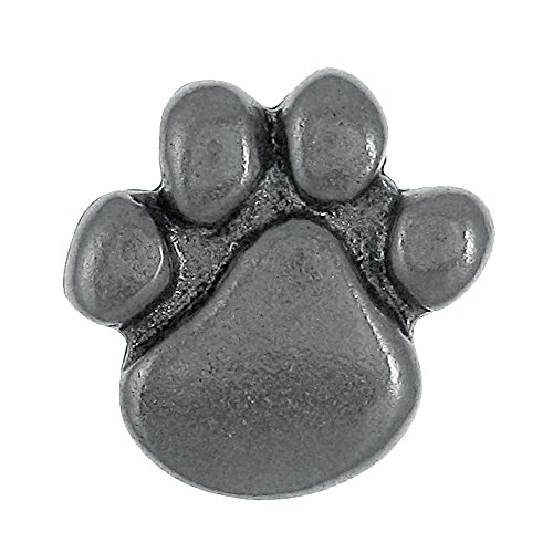 Paw Print Lapel Pin - 1 Count (Puppy Pin Paw)