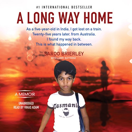 A Long Way Home: Library Edition by Blackstone Pub