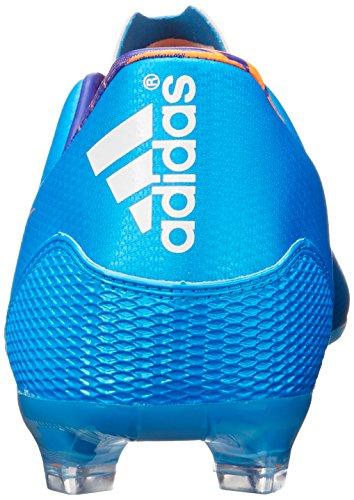 Adidas Performance Mænds F30 Trx Firma-jord Fodbold Klampen Sol Blå Kører Hvid / Sol Gejst T6WpJ