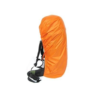 (Orange) Camping / Sac à dos randonnée imperméable à, taille L, 70-90L
