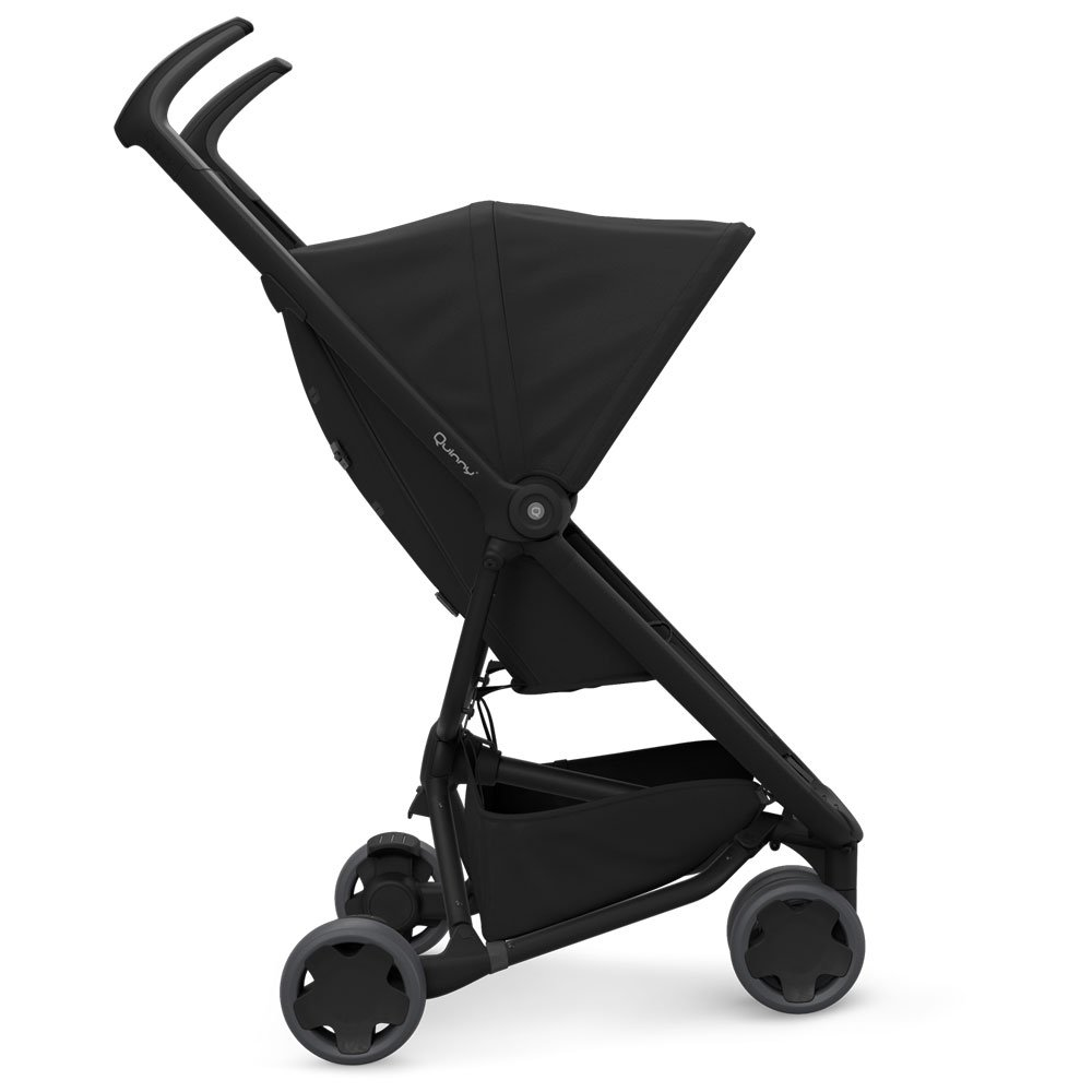 Quinny Zapp Xpress - Silla de paseo, color all black