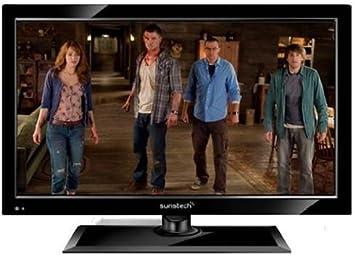 Sunstech TLEXI1662HDBK - Televisión LED de 16 pulgadas, HD Ready ...