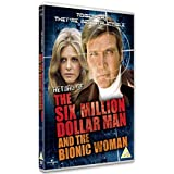 Return Of The Six Million Dollar Man And The Bionic Woman [DVD] [Region2] Requires a Multi Region Player