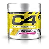 Cellucor C4 Original Explosive Pre-Workout Supplement, Watermelon, 6.3 Ounce